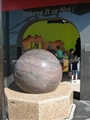 30,40,50,60,75,80,100,120,150 cm floating sphere  for farm house Owners 5
