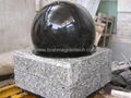turning ball fountains,sphere water fountain 3