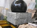 turning ball fountains,sphere water fountain 1
