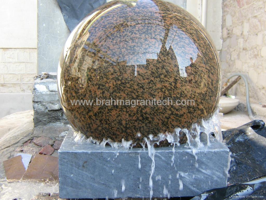 piedra bola de la fuente 5
