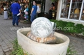 kugelbrunnen mit drehender kugel 5