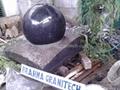spherical ball fountains,granite globe fountain  4