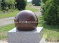 granite spheres,garden spheres,giant balls,round sphere