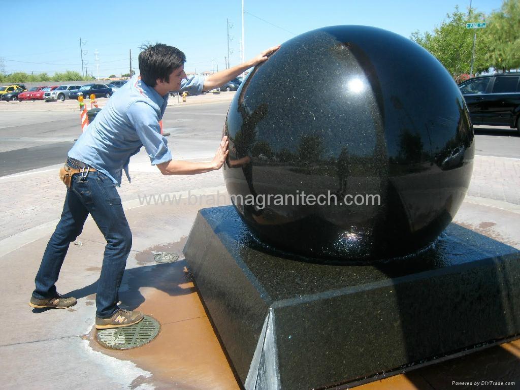 stone ball factory,granite ball sphere maufacturer 2