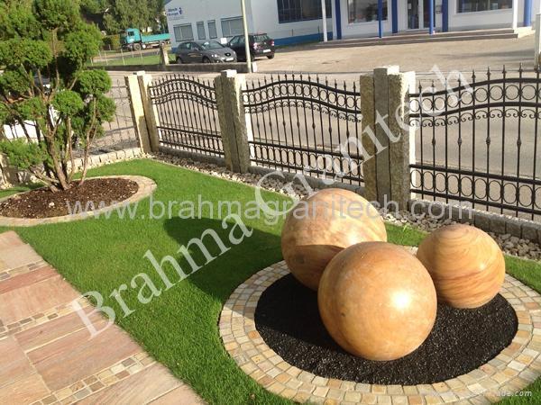 drilled balls,drilled globe