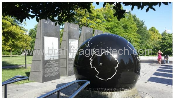 swimming ball fountains ,rotating ball water fountain 2