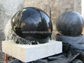 Sphere water fountains and home Garden sphere fountains 3