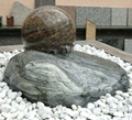 Sphere water fountains and home Garden sphere fountains 5