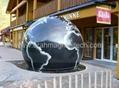 ROTATING GLOBAL FOUNTAIN,FLOATING GRANITE GLOBE