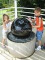 granite landscaping balls,landscape sphere 5