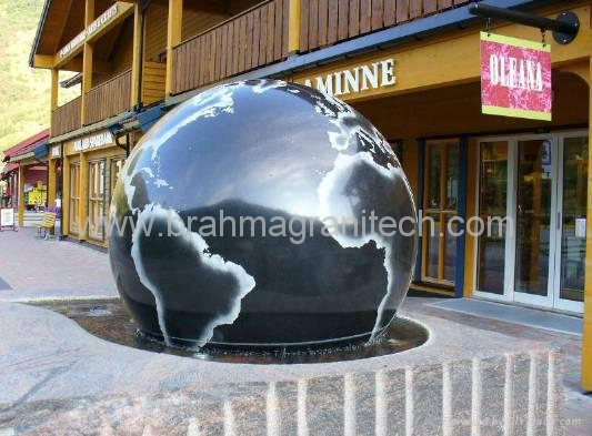 "16"",18"",20"",24"" floating sphere for home Owners 3"