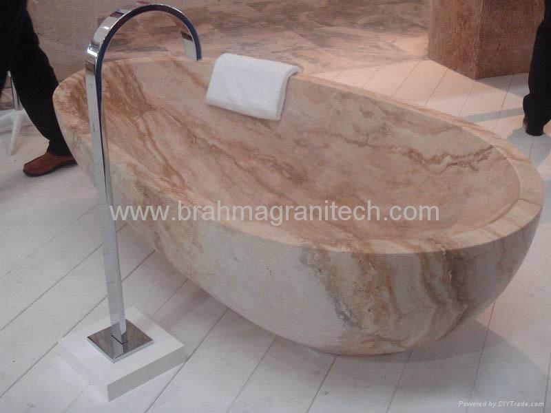 Stone Bathtub Manufacturers Mail: Limestone Stone Bathtub