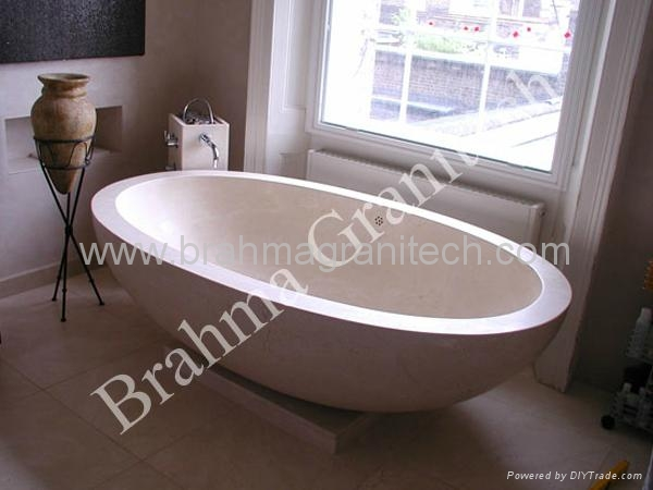 granit badewanne badewanne aus marmor bathtubs stone. Black Bedroom Furniture Sets. Home Design Ideas