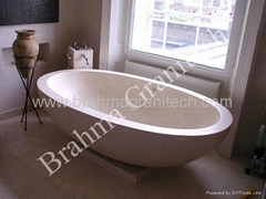 granit badewanne,badewanne aus marmor,Bade Wanne aus Naturstein