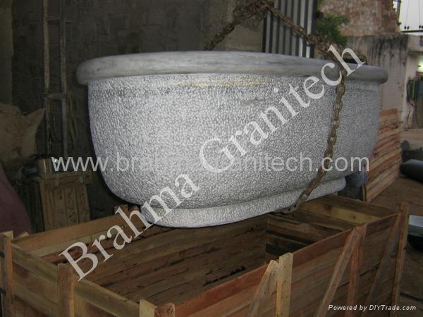 granit badewanne badewanne aus marmor bathtubs stone. Black Bedroom Furniture Sets. Home Design Ideas
