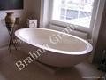 vasca marmo,vasca pietra,Vasche da bagno