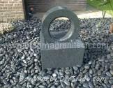 Stone wheel fountains,granite wheel water fountains 2