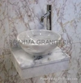 marble bathroom sinks granite stone sink