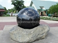 sfera marmo,fontane da giardino,Sfera rotante marmo 4