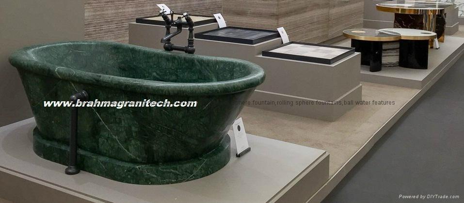 Stone Bathtub ...