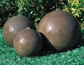 Sphere Bollards,stone balls,stone
