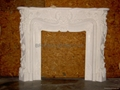 marble fireplaces,stone fireplace,yellow fireplace 3