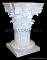 natural stone column,indian marble pillars,sandstone columns 1