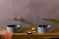 black granite stone sinks ,marble sinks,granite vessel sink 4
