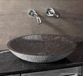 black granite stone sinks ,marble sinks,granite vessel sink 5