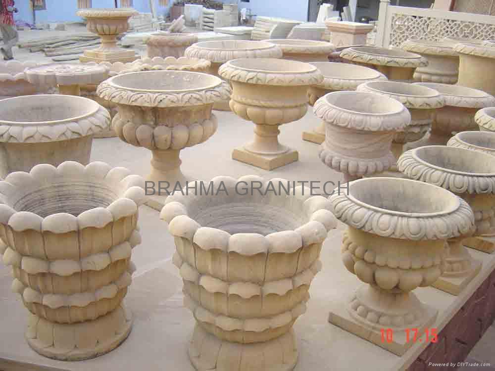 marble planters,vase,urns and flower vase 4