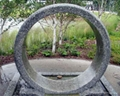 granite floaring ring fountain,ring