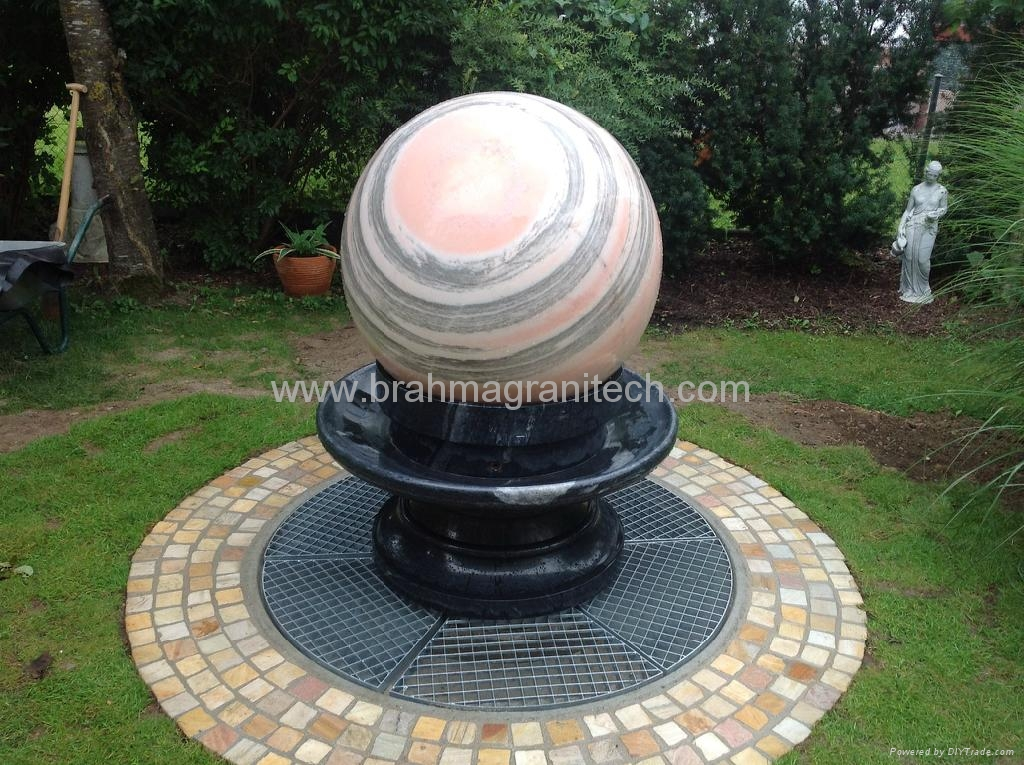 Ball water fountains,sphere water fountain,globe water fountains 1