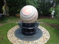Ball water fountains,sphere water