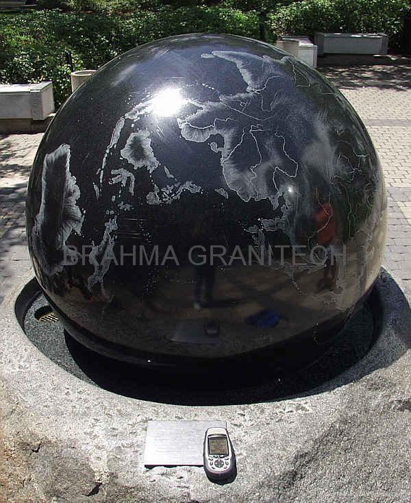 fountain balls,floating sphere fountain,stone fountain balls 1