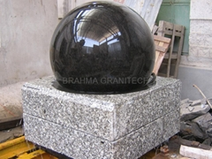 outdoor sphere water fountains,ball fountain