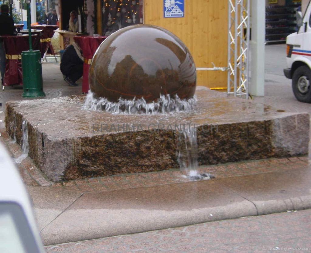 kule fontener