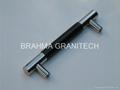 black granite handles