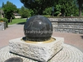 Granite sphere fountains,garden fountain