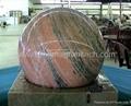 Ballstone spherestone globestone