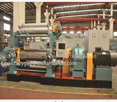 21 inch Two roll mixing mill