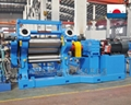 Three-roll rubber calender 7