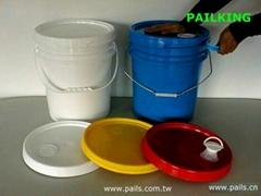Lubricant Pails, Grease pails