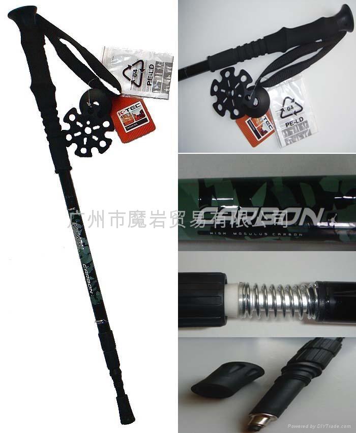 登山手杖 1