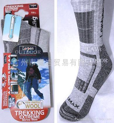 户外运动袜 1
