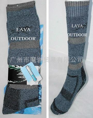 户外运动袜 4