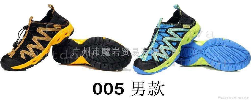 戶外運動旅行徒步溯溪鞋 4