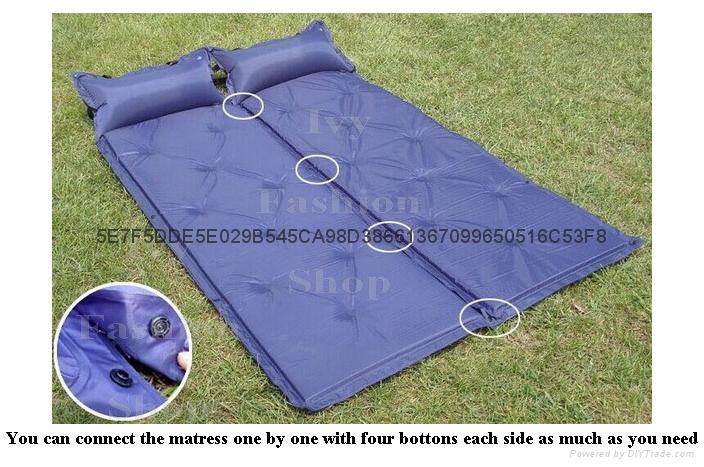 自充气防潮睡垫 5