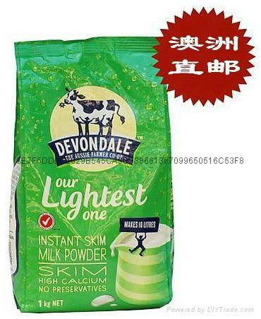 澳洲直購德運奶粉(儿童及成人均可飲用) 3