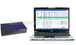 電力遠動規約分析儀 1