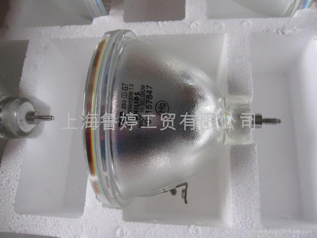 DLP大屏幕灯泡UHP 100/120W原装裸灯 1